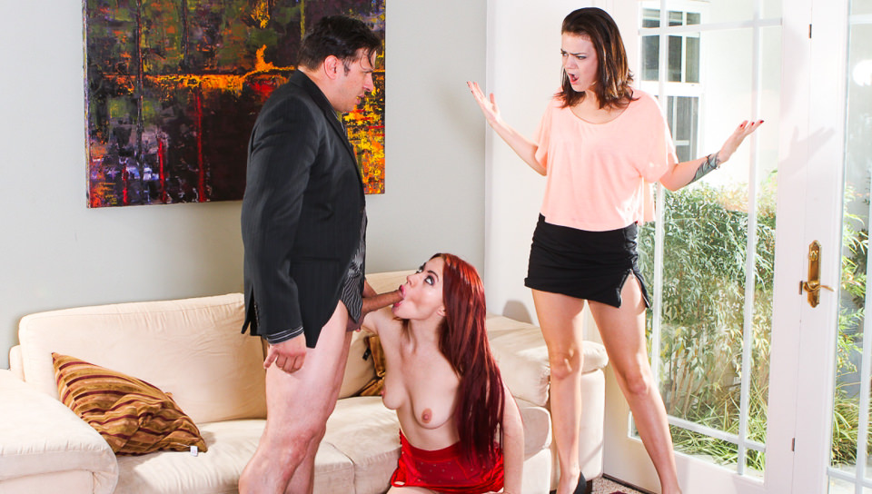 Sabre-Tooth reccomend wife femdom husband