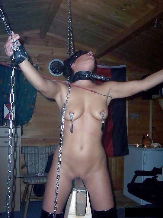 Home made bondage pics