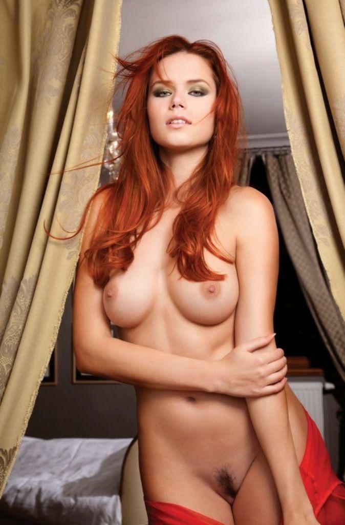 Ribbie reccomend erotic redhead