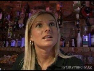 Czech bartender