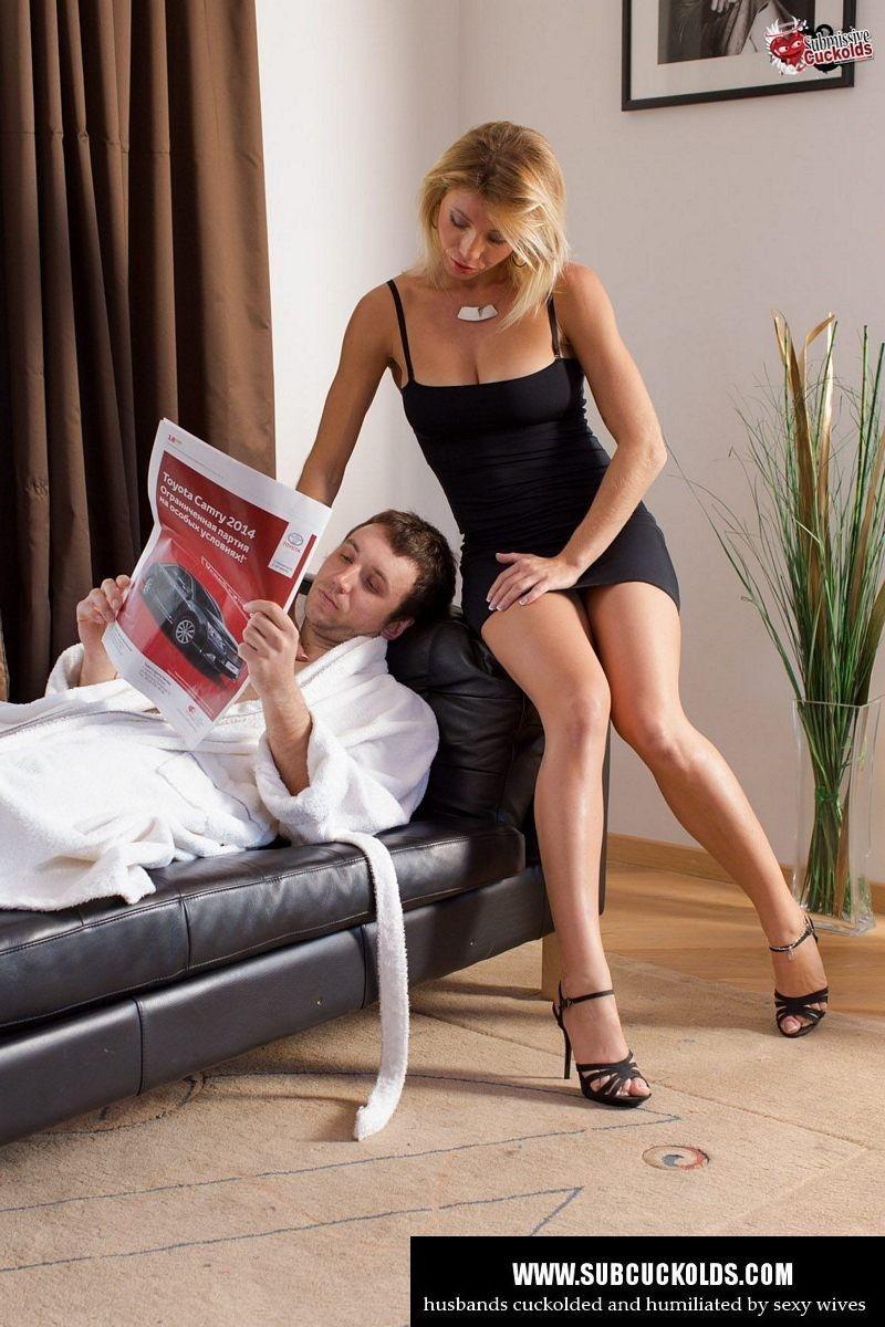 Hurricane reccomend wife femdom husband