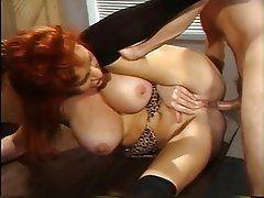 best of Redhead anal Milf