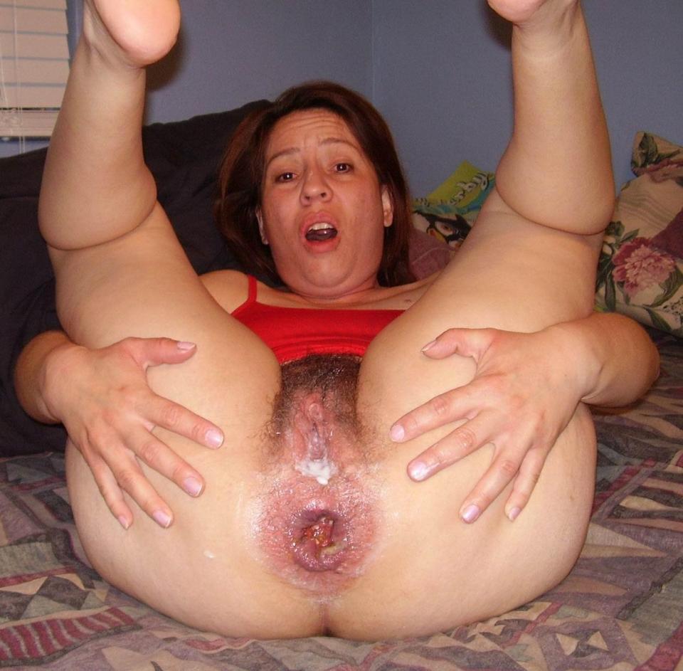 Pussy gape close