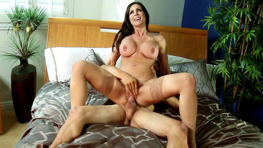 best of Cowgirl cock reverse big