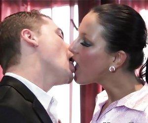 Caramel reccomend latina milf kissing