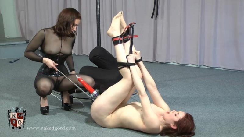 Girl trouble bondage