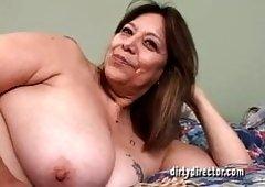 Mature mexican masturbation