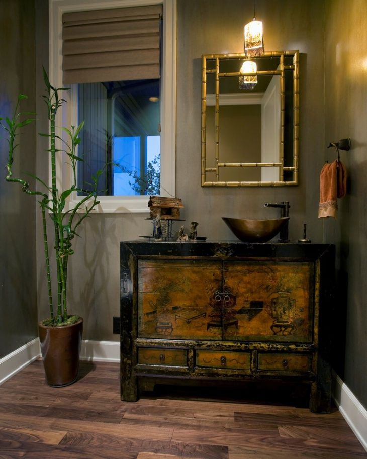 Punkin recommend best of bathroom decorating Asian