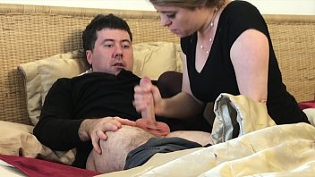 Good в. P. reccomend stepmom gives stepson handjob