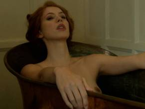 Rebecca hall naked with a dildo