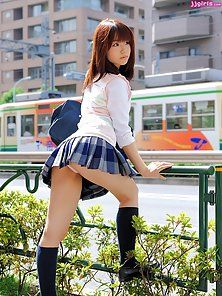 Patton reccomend asian school girl uniform