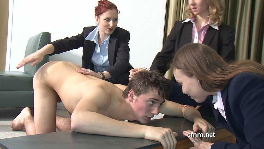 best of Pictures fetish femdom females naked Cfnm female clothed