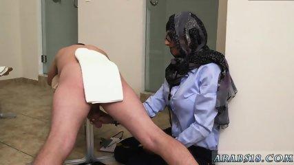 Brunette black handjob dick and pissing