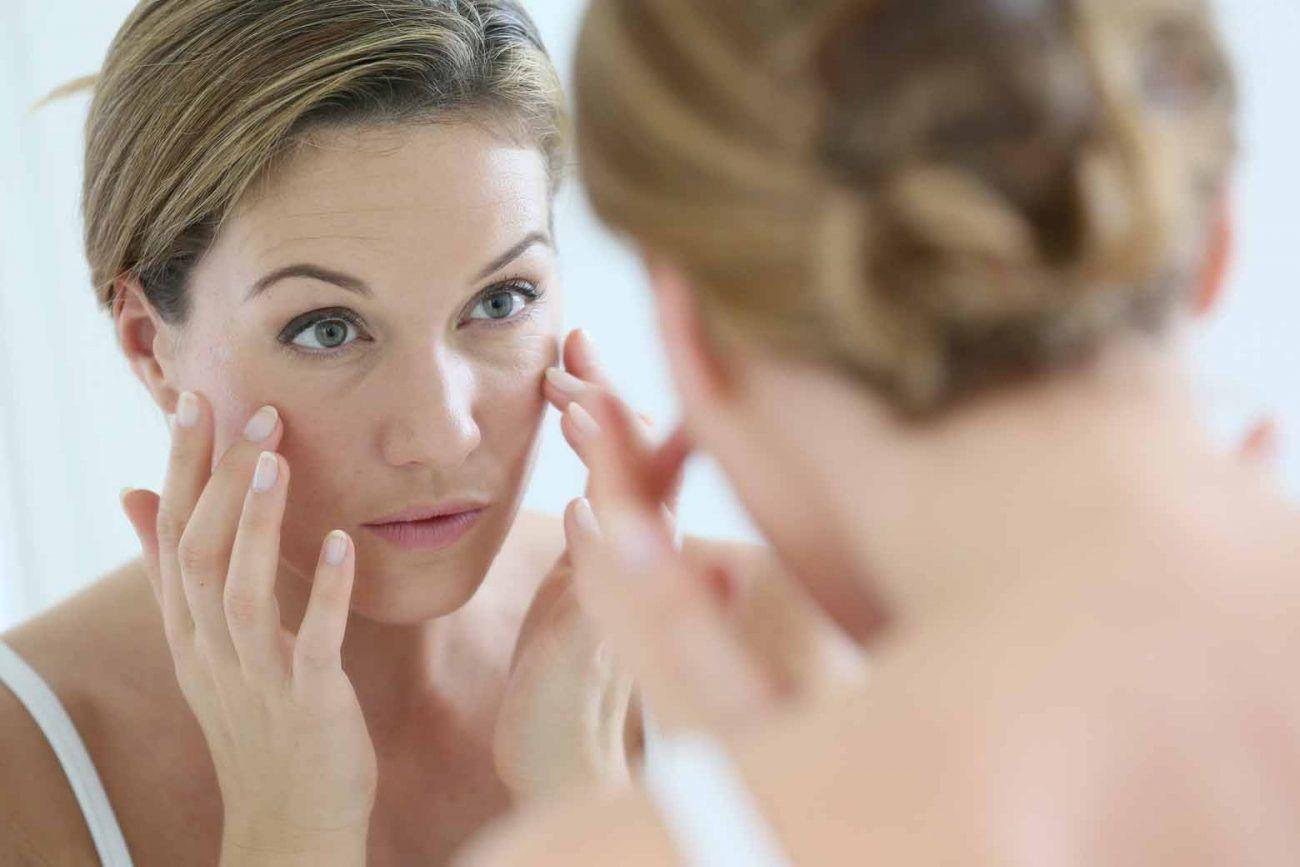 Bare minerals for mature skin