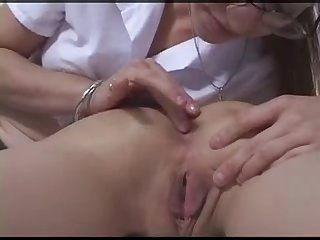 Beautiful girls sleep ass and pussy