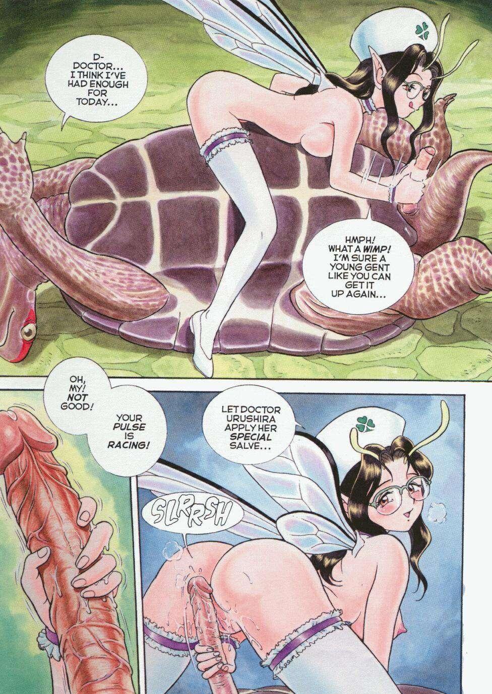 Bondage fairies exteme