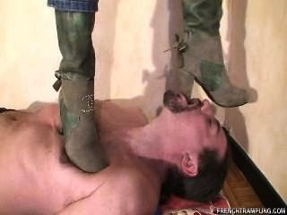 best of Trample cock boots