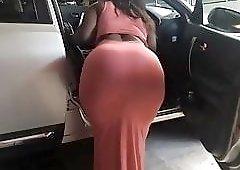 Booty slave masturbate penis slowly