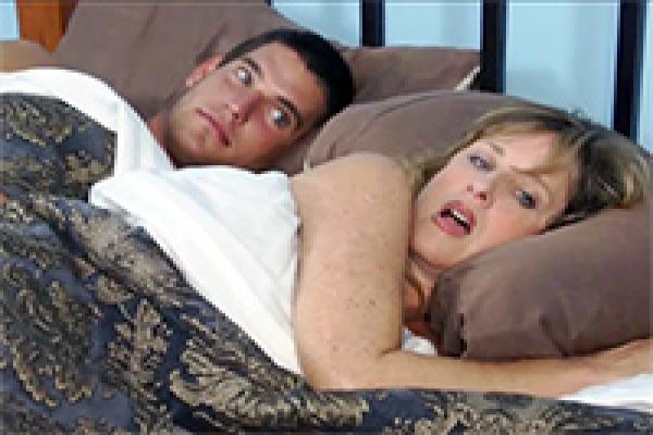 Phantom reccomend boyfriend sneaks room