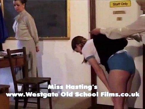 best of Caning british schoolgirl