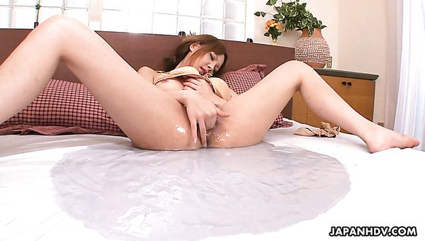 best of Slave and brunette blowjob squirt penis