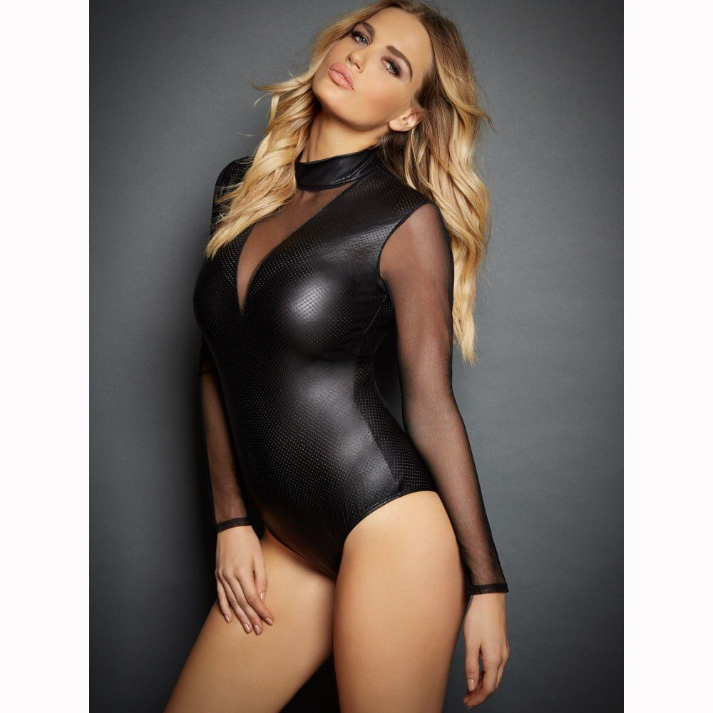 best of Bondage leotard Buckle