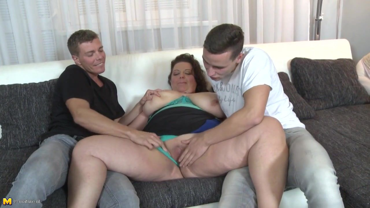 best of Fucks busty son mom