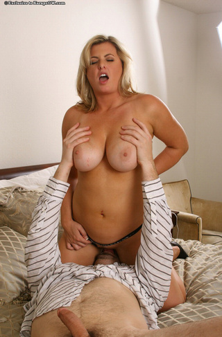 Boomer reccomend gorgeous thick blonde