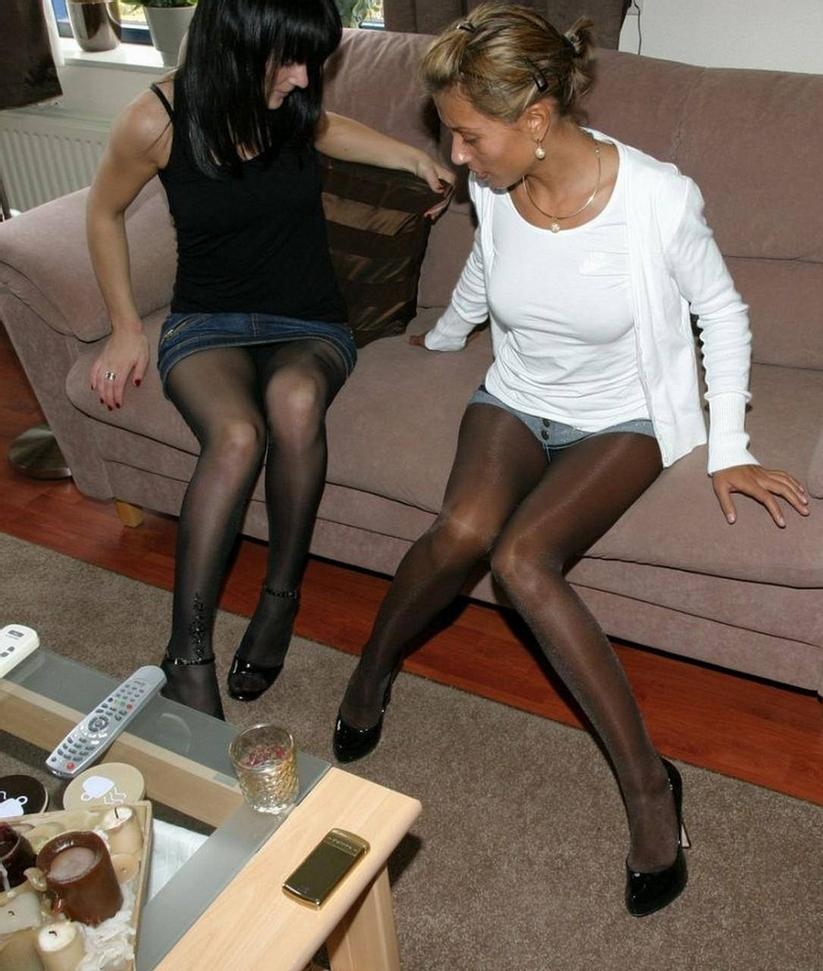 Pecan reccomend Candid wife pantyhose