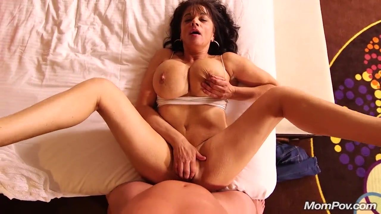 Wonka reccomend mom pov big boobs