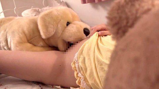 Cuddly toys porno