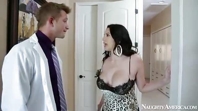 She cheated her husband