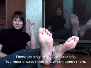 best of Feet worship polish