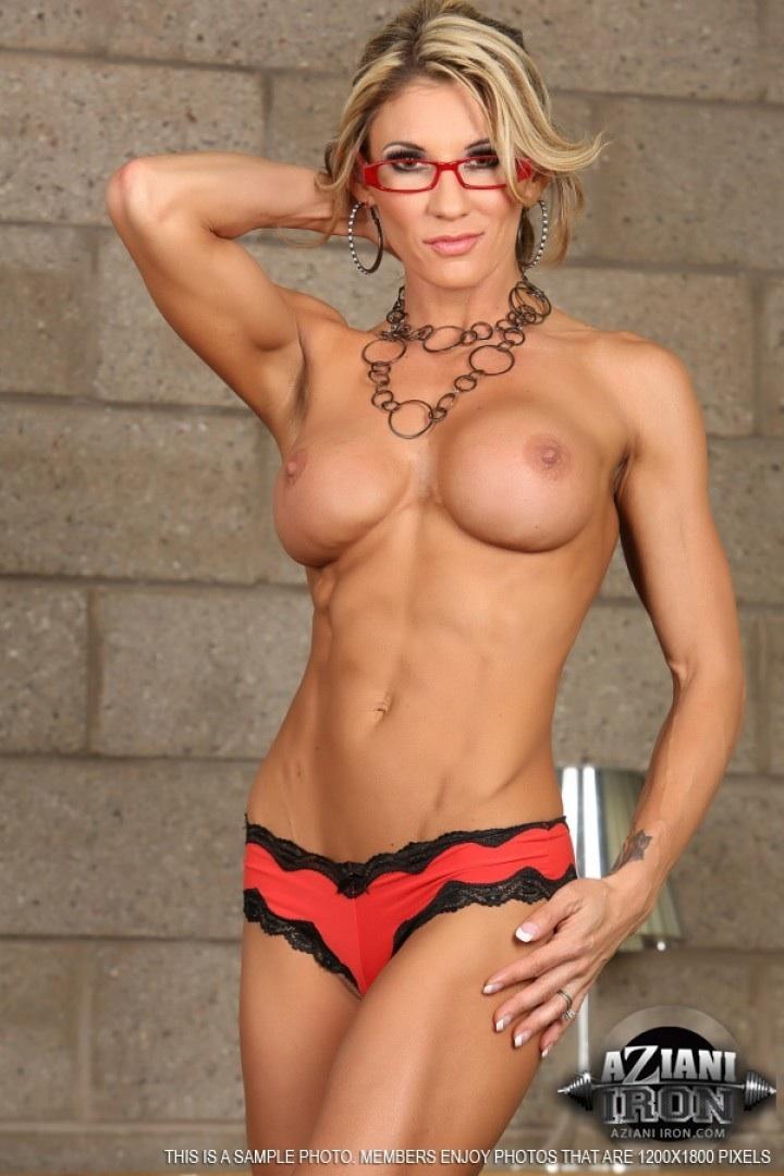 Zils M. recommend best of Mature bikini model fitness