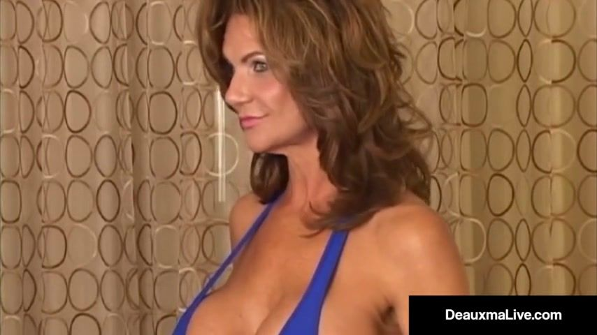 best of And blond milf Deauxma