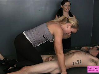 best of Handjob dominatrix