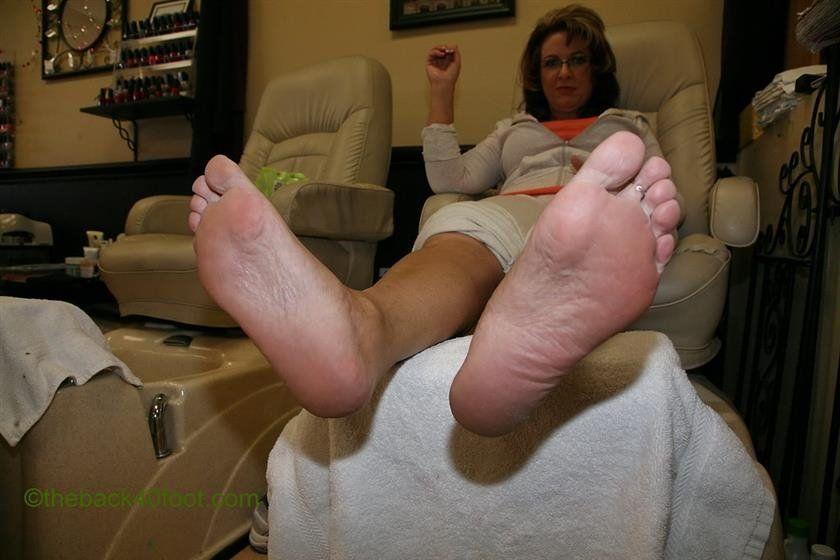 best of Legs Mature and feet ebony