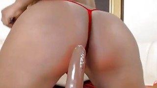 Ebony big ass solo squirt