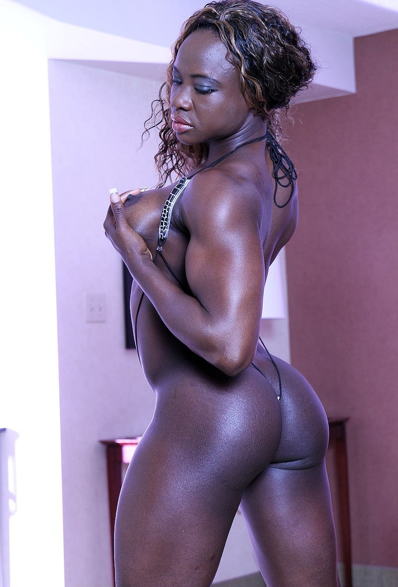 Specter reccomend Ebony girls with muscles nude