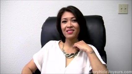 Asian gloryhole