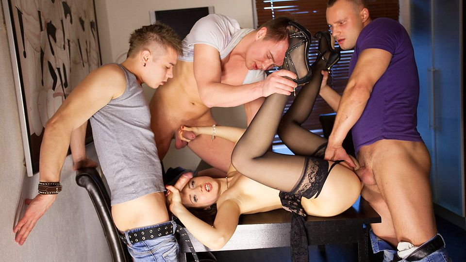 Gangbang picture
