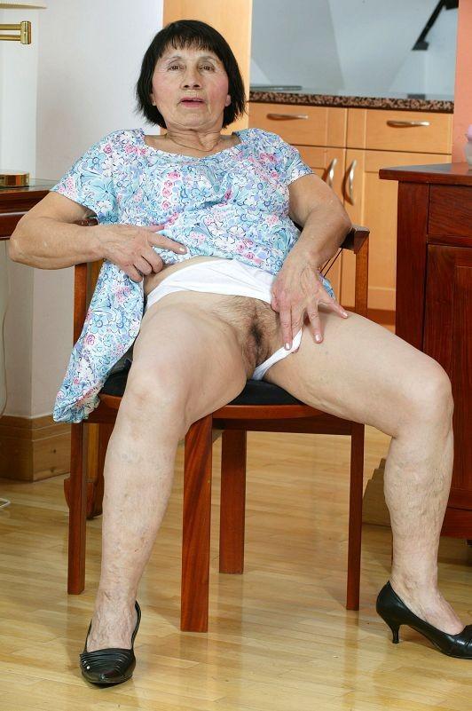 Mustang reccomend granny white panties