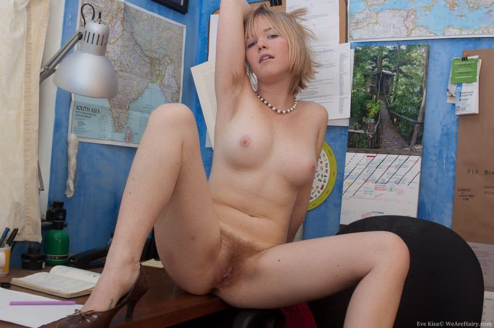 Bitsy B. reccomend hairy blonde bush hd