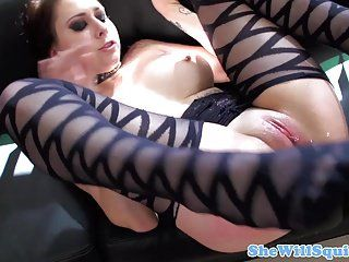best of Fucked girl Hot gothic