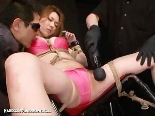 Japan fisting bondage