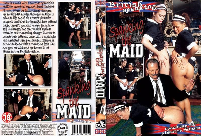 Maid spank wife