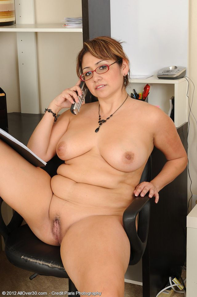 Mature nude picture