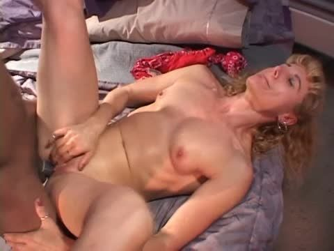 Starburst reccomend MOM Redhead teacher teaches younger student with big cock a lesson.