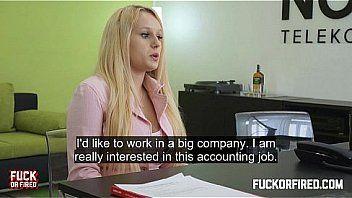Moms job interview