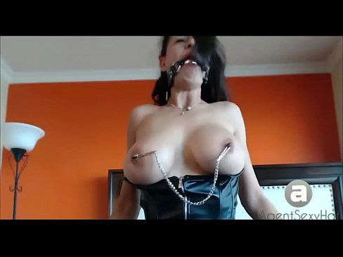 Sapphire reccomend nipple clamp squirt